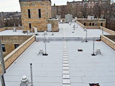 New York City Roofing Installation And Repair Metal And