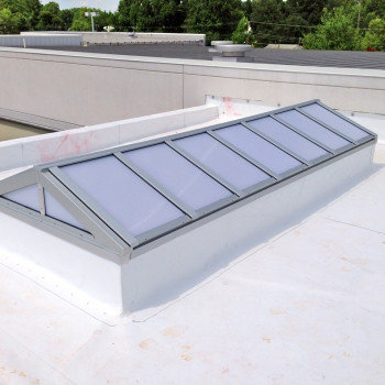 Architectural Extruded Aluminum Skylight2 Architectural Extruded Aluminum  Skylight