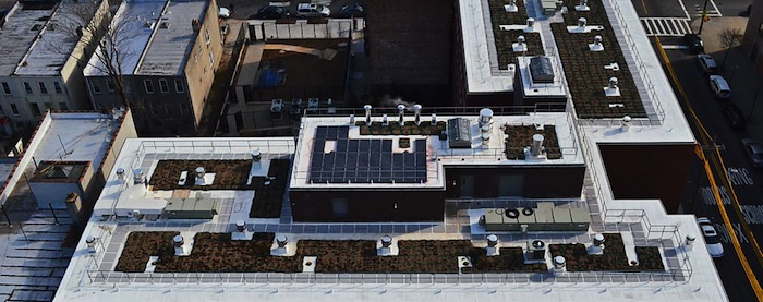 New York Commercial Flat Roofing Services